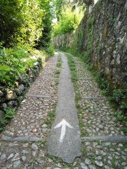 Segnaletica Sentiero del Viandante
