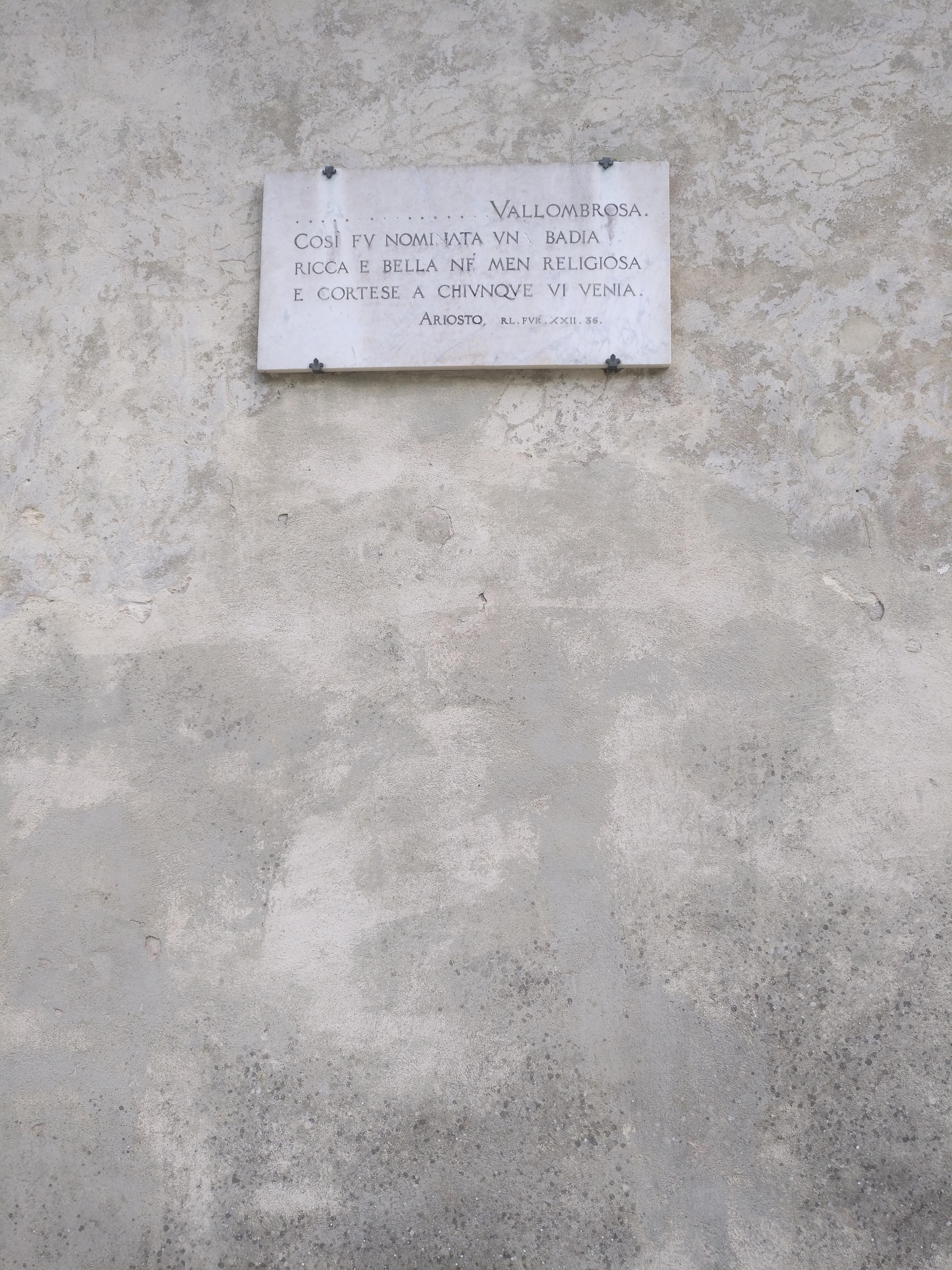 Pieve a Pitiana – Prato di Strada, Vallombrosa