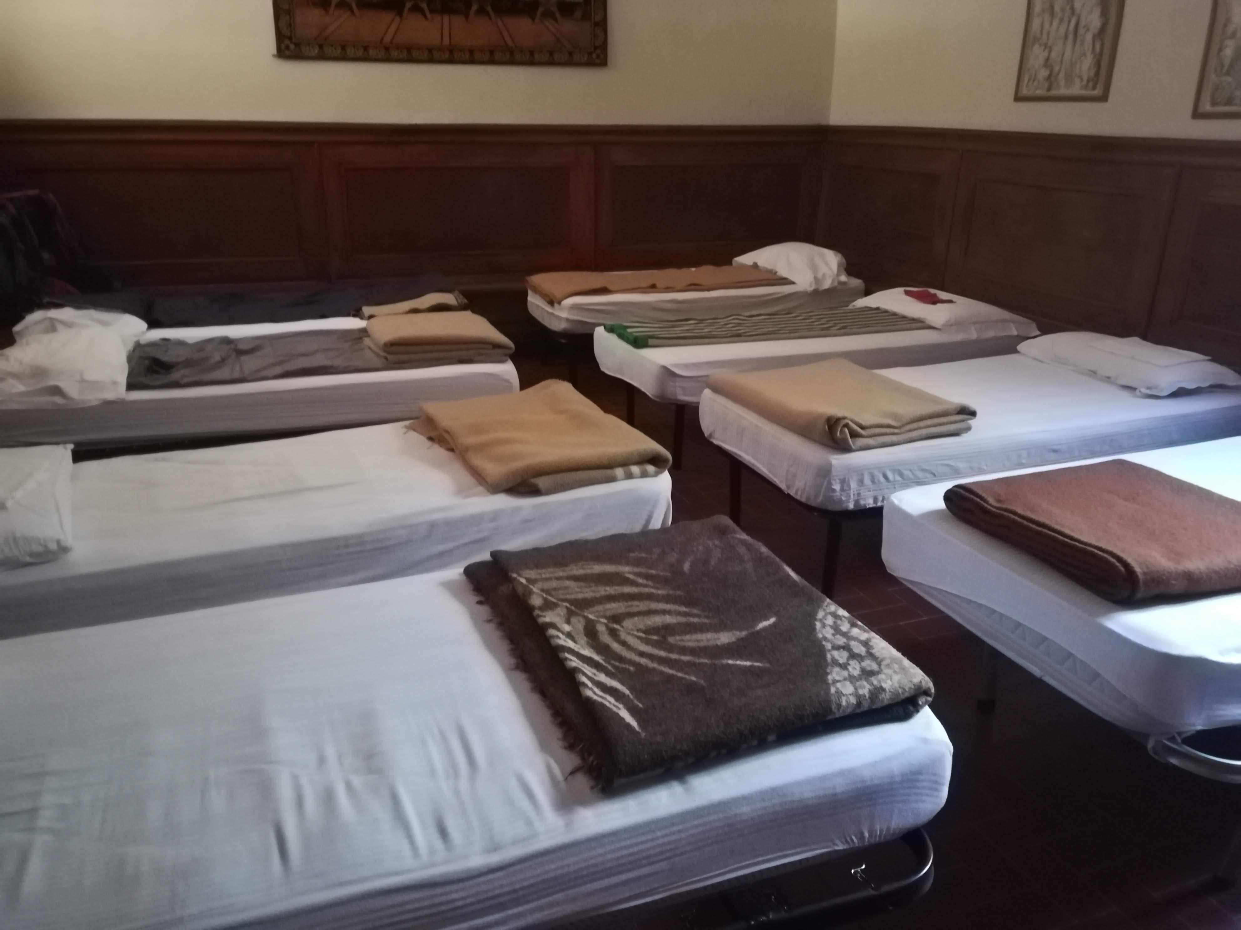Dormitorio di La Verna, Via di Francesco