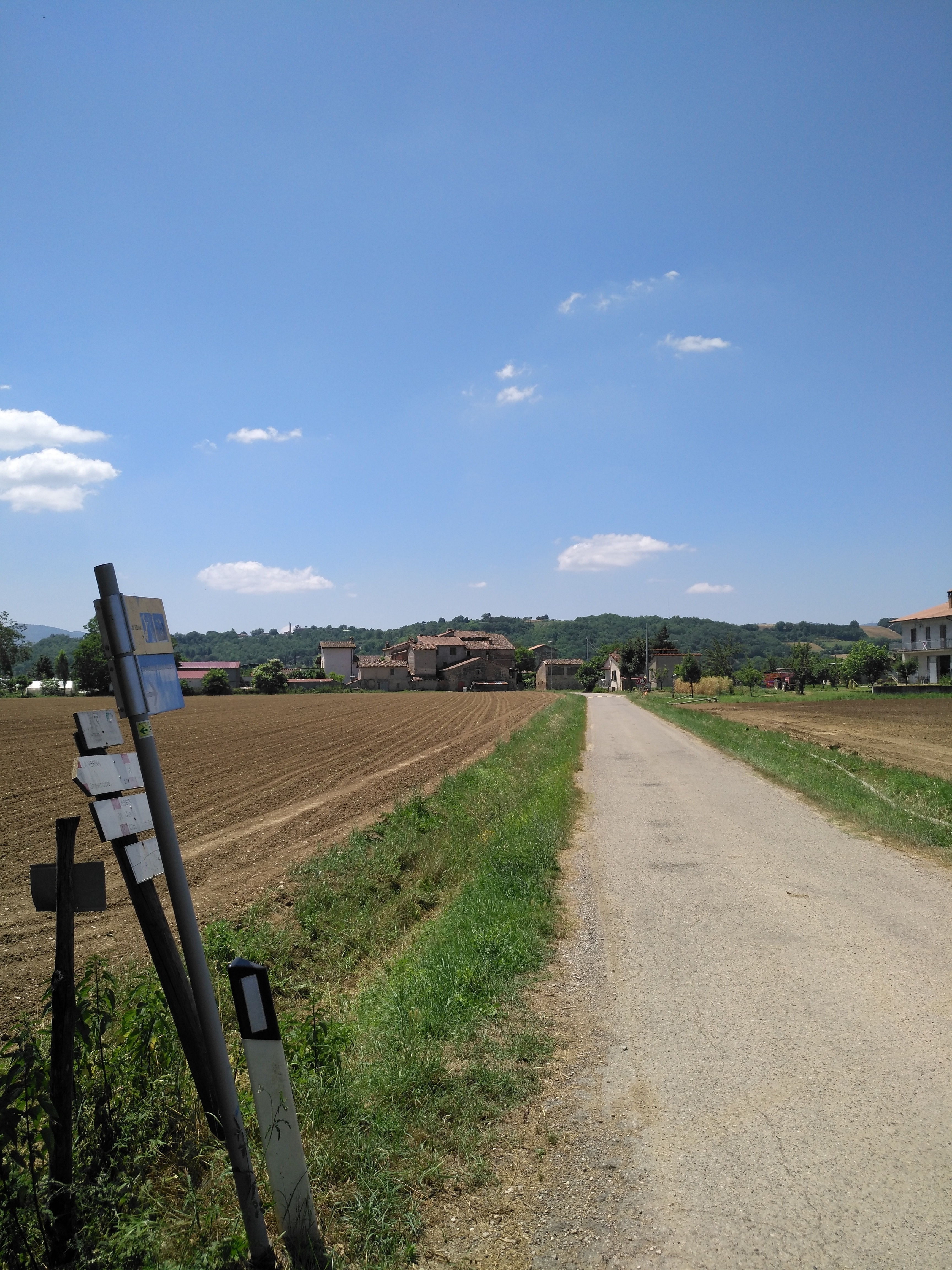 San Sepolcro - Citerna | Via di Francesco