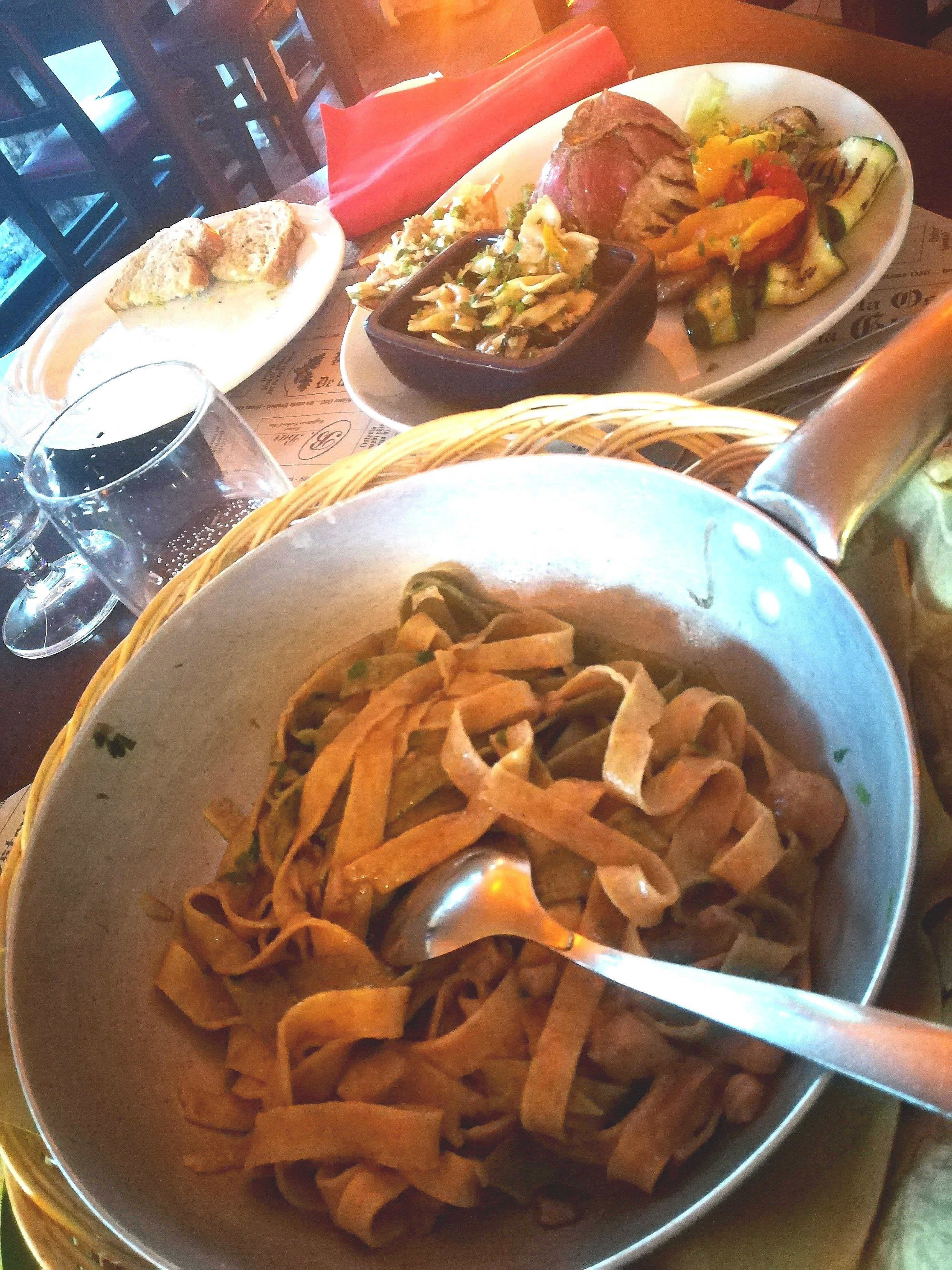 Cena sulla Via di Francesco