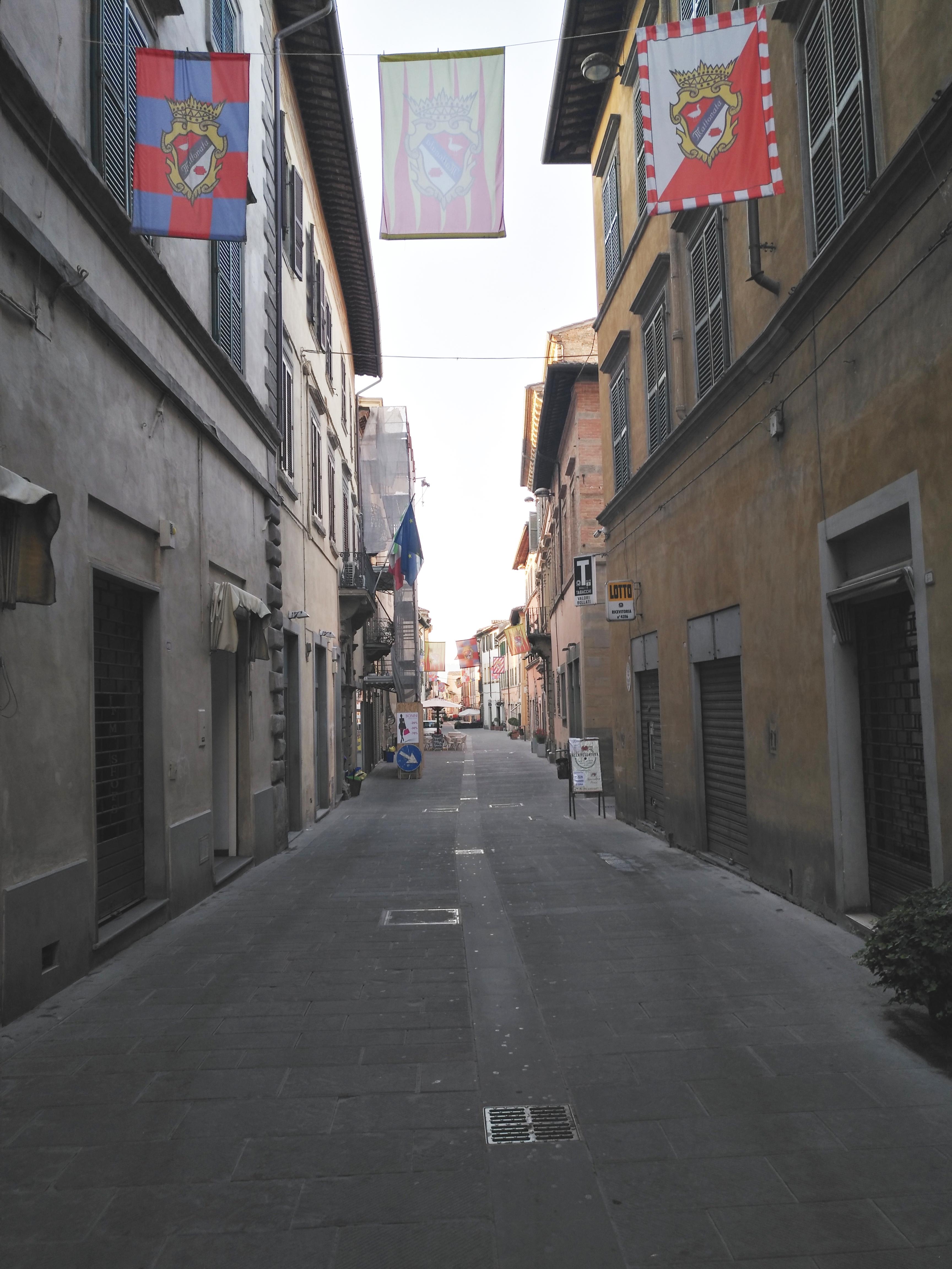 Città di Castello | Via di Francesco