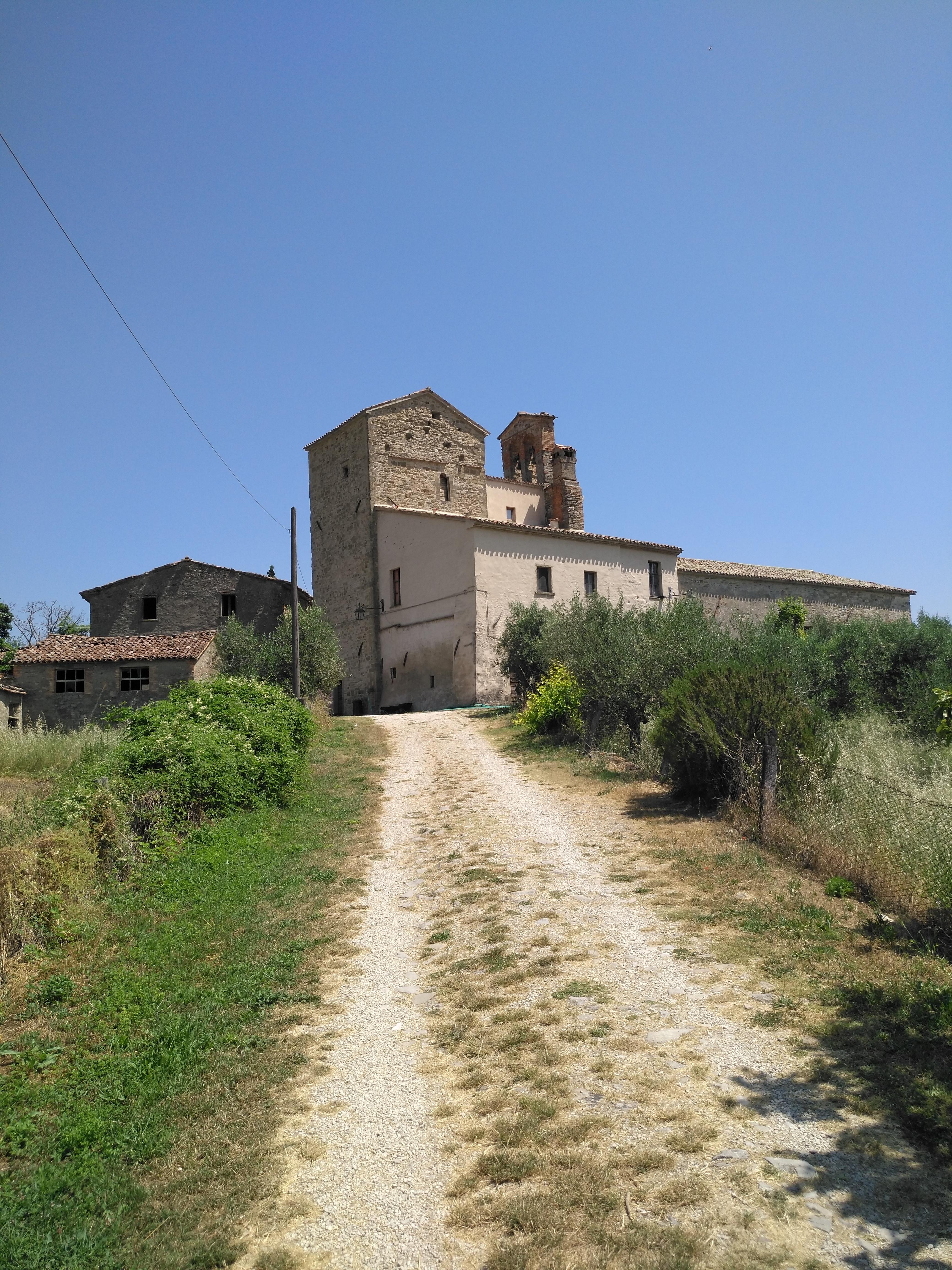 Pieve di Saddi | Città di Castello - Pietralunga