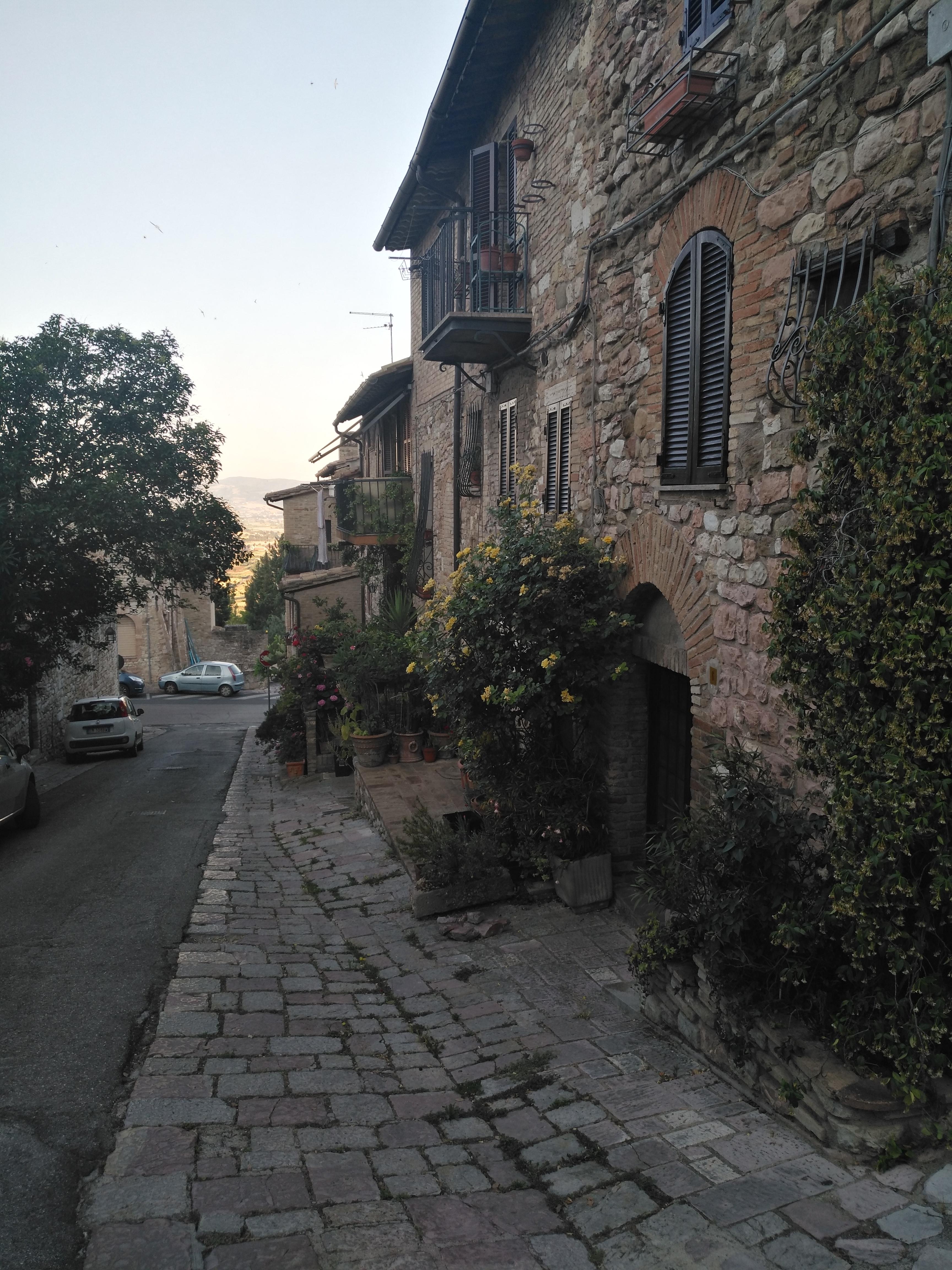 Assisi | Via di Francesco