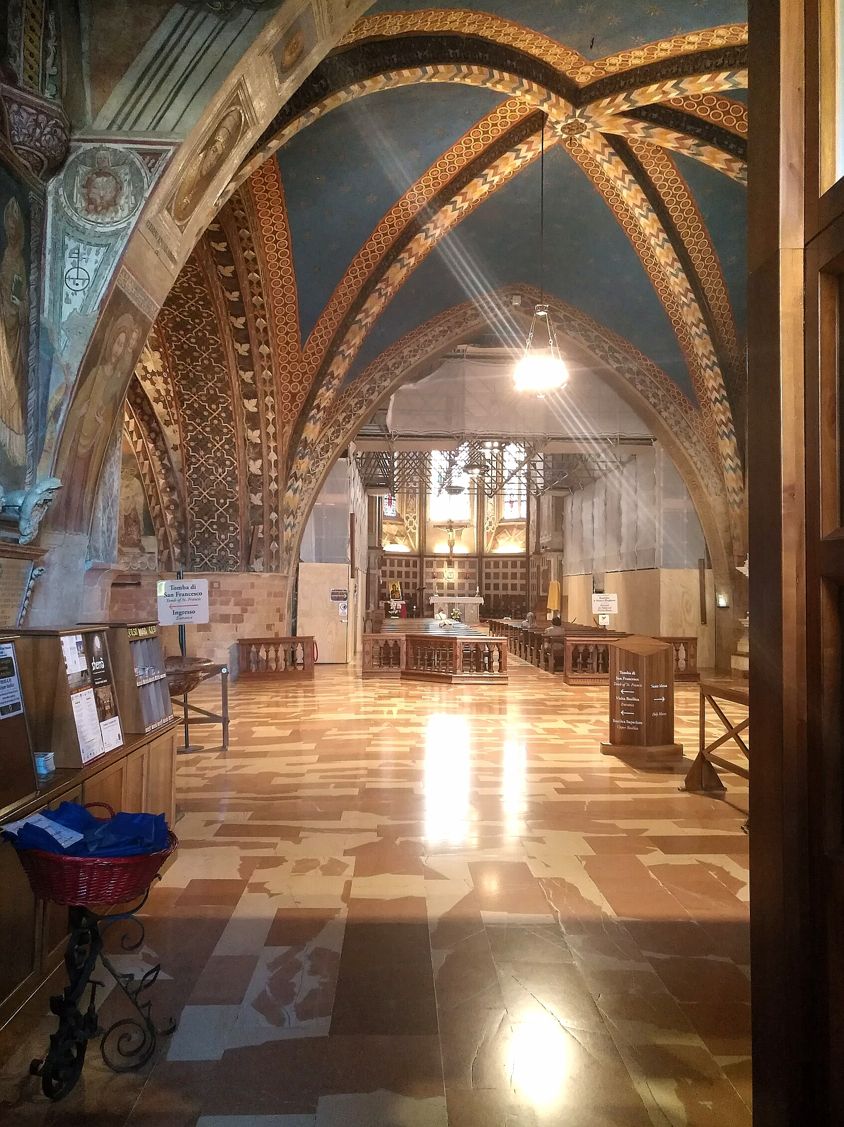 Santuario di Assisi | Via di Francesco