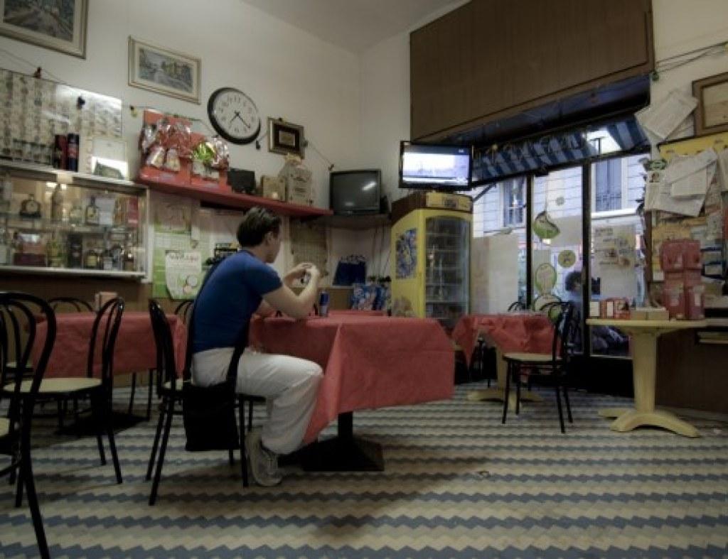 bar Picchio, Milano