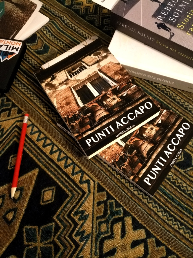 Punti Accapo, un cammino autobiografico.